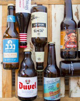 בירות ומשקאות