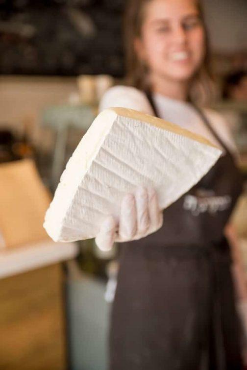 גבינת ברי צרפתית