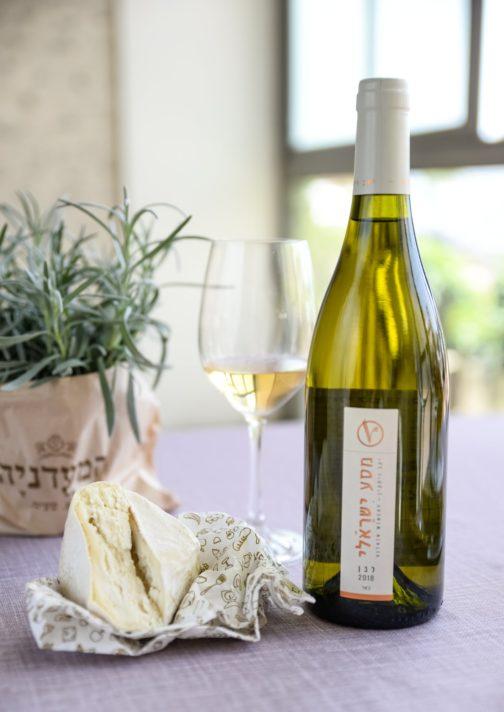 יין לבן מסע ישראלי ויתקין
