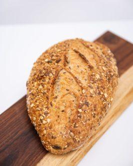 לחם מחמצת דגנים