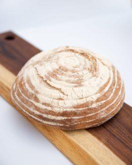 לחם מחמצת שיפון
